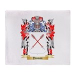 Yeoman Throw Blanket