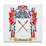 Yeoman Tile Coaster