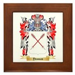 Yeoman Framed Tile