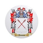 Yeoman Round Ornament