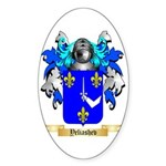 Yeliashev Sticker (Oval 50 pk)