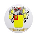 Yekel Round Ornament