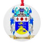 Yekaterinski Round Ornament
