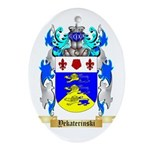 Yekaterinski Oval Ornament