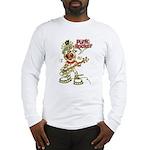Punk Rocker Long Sleeve T-Shirt