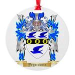Yegorovnin Round Ornament