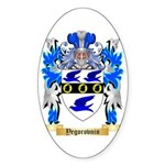 Yegorovnin Sticker (Oval 10 pk)