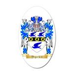 Yegorkin 35x21 Oval Wall Decal