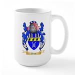 Yeats Large Mug