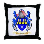 Yeats Throw Pillow