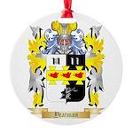Yeatman Round Ornament