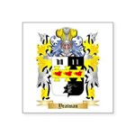 Yeatman Square Sticker 3