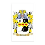 Yeatman Sticker (Rectangle)
