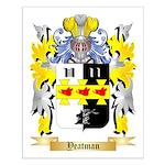 Yeatman Small Poster
