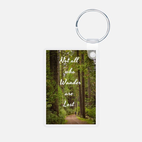 Funny Hiker Keychains