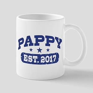 Pappy Est. 2017 Mug