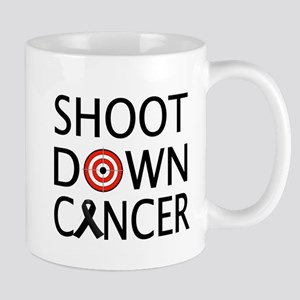 Shoot Down Cancer Mugs