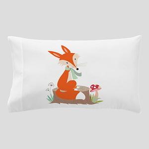 Wildlife Red Fox Pillow Case