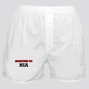 Addicted to Nia Boxer Shorts