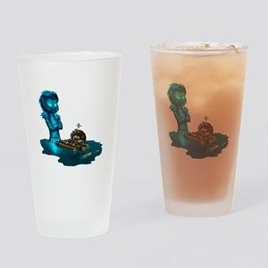 The Odyssey Drinking Glass