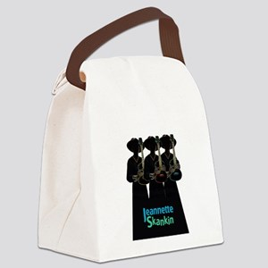 Jeanette Skankin Canvas Lunch Bag