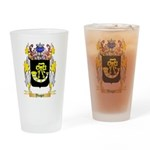 Yeager Drinking Glass