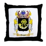 Yeager Throw Pillow