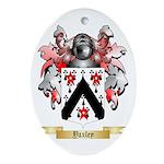 Yaxley Oval Ornament