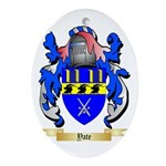 Yate Oval Ornament