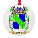 Yardley Round Ornament