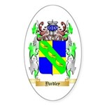 Yardley Sticker (Oval 10 pk)