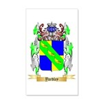 Yardley 20x12 Wall Decal