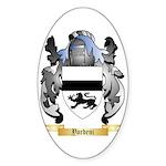 Yardeni Sticker (Oval 10 pk)