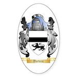 Yardeni Sticker (Oval 50 pk)