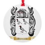 Yantsurev Round Ornament