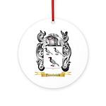Yanshonok Round Ornament