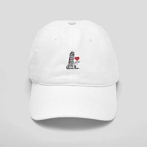 I love Pisa Cap