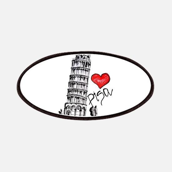 I love Pisa Patch