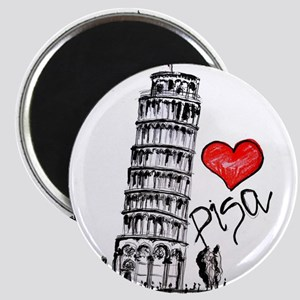 I love Pisa Magnets