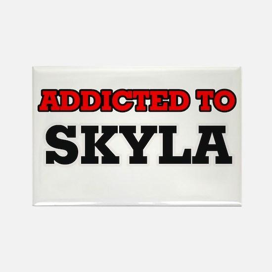 Addicted to Skyla Magnets