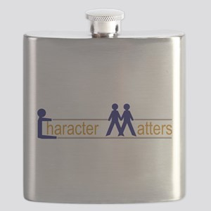 CHARACTER MATTERS Flask
