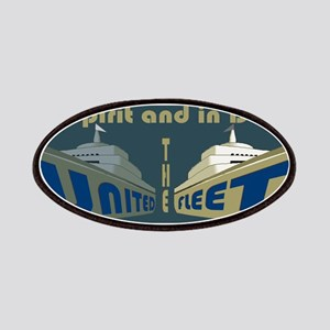 THE UNITED FLEET Patch