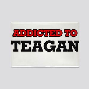 Addicted to Teagan Magnets