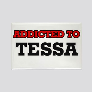 Addicted to Tessa Magnets