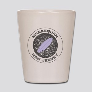 New Jersey - Manasquan Shot Glass