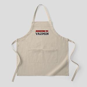Addicted to Yazmin Apron