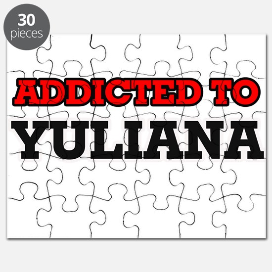 Addicted to Yuliana Puzzle