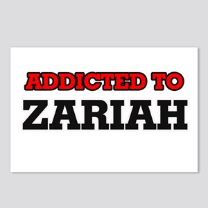 Addicted to Zariah Postcards (Package of 8)