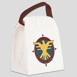 The Thunderbird Canvas Lunch Bag