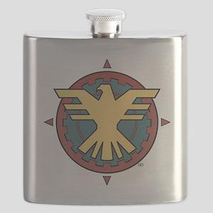 The Thunderbird Flask